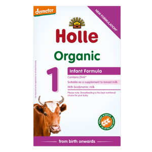 Holle Organic Infant Formula 1 - New