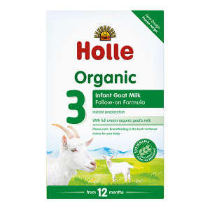 Holle Organic Infant Goat Milk Follow-on Formula 3