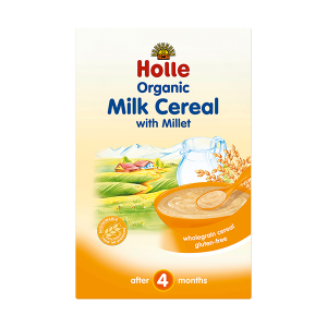 Holle Organic Baby Milk Cereal with Millet