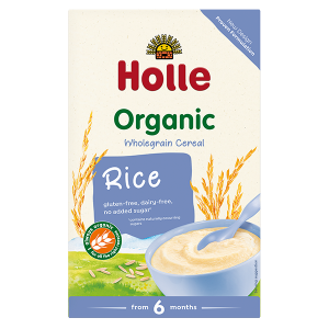 Holle Organic Rice Baby Porridge