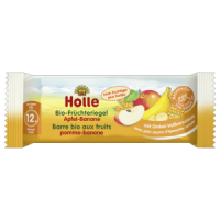 Holle Organic Apple & Banana Fruit Bars