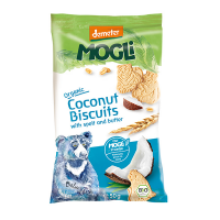 Mogli Organic Mini Coconut Biscuits