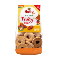 Holle Kids Organic Fruity Rings with Dates