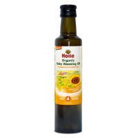 Holle Organic Baby Weaning Oil