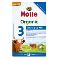 Holle Organic Growing-up Milk 3 - New