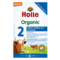 Holle Organic Infant Follow-on Formula 2 Milk- New
