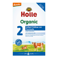 Holle Organic Infant Follow-on Formula 2 Milk