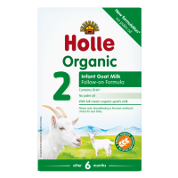 Holle Organic Infant Goat Milk Follow-on Formula 2 - New