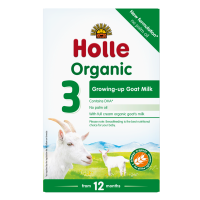 Holle Organic Infant Goat Milk Follow-on Formula 3 - New