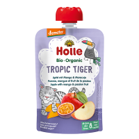 Holle Organic Baby Food Pouch - Tropic Tiger