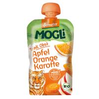 Mogli Organic Orange Pouch