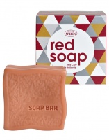 Pure Plant Oil Red Soap, Red Clay